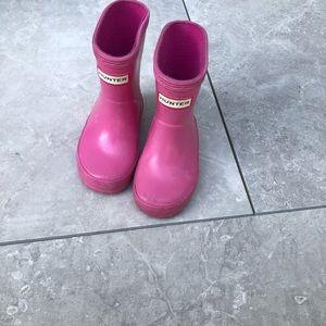 Kids Hunter boots 4